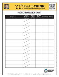 L-PTT-03-076 Project  Evaluation Chart