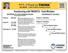 L-PTT-03-130 Project Fatal Mistakes