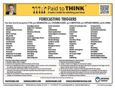 L-PTT-14-020 Forecasting Triggers
